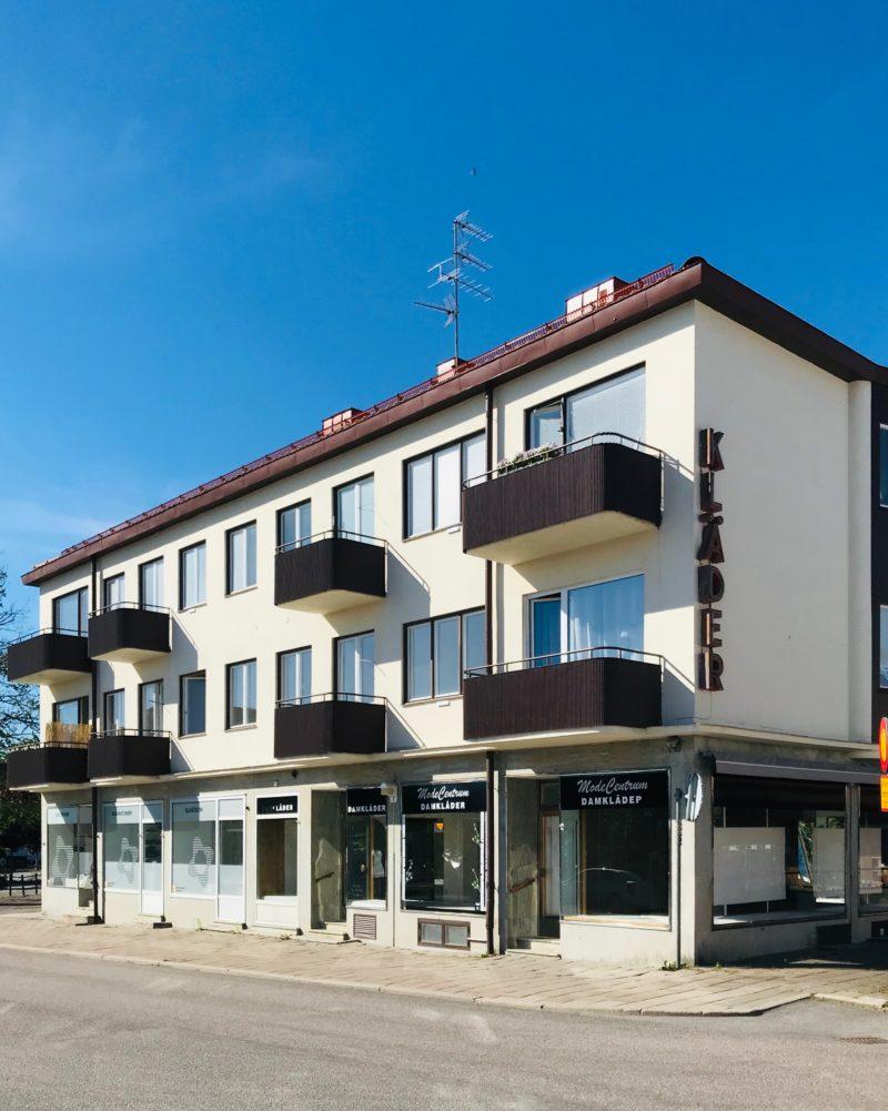 Lägenhet på Adelswärdsgatan 1 i Åtvidaberg
